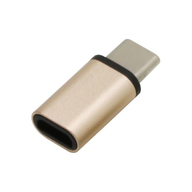 Type-C/microUSB変換コネクタ USB2.0 3A